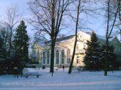 Pawilon Edward w Parku Zdrojowym