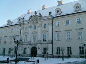 Pałac hr.Schaffgotsch obecnie Filia Politechniki Wrocławskiej