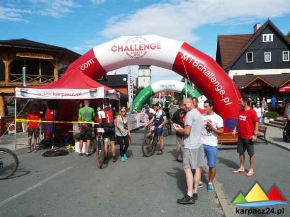Marathon MTB Karpacz 2016
