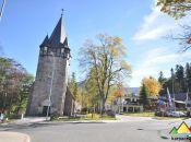 Konstytucji 3 Maja (przy kościele Serca )