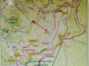 Szlak Waloński mapa - Szklarska Poręba