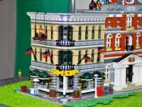 Brick City - wystawa modeli z klocków  LEGO®