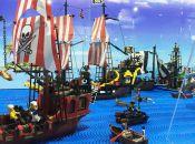Wystawa modeli z klocków LEGO