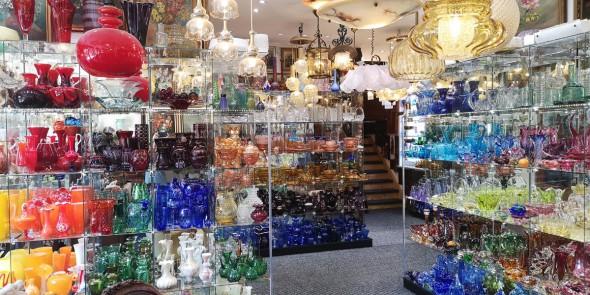 Galeria szkła