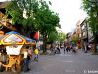 ulica Krupówki Zakopane
