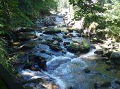 przełom rzeki Kamiennej