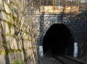 Kolej Izerska - tunel