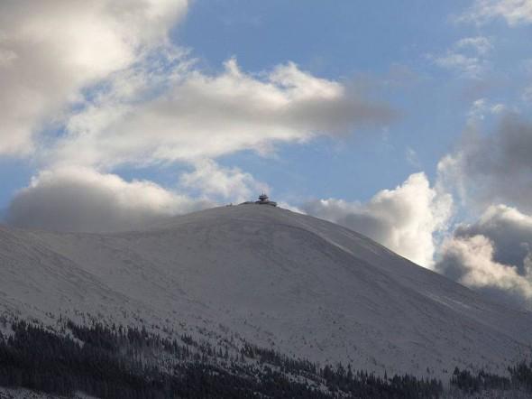 Śnieżka z Kruczych Skał