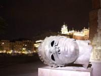 Rzeźba Igora Mitoraja