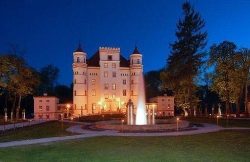 Pałac w Wojanowie - 20 km od Barcinka