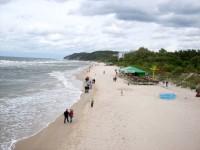 Plaża i promenada