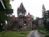 Pałac w Bobrowie