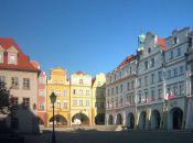 Kamieniczki w rynku - plac ratuszowy