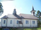 Dawna cerkiew w Polańczyku