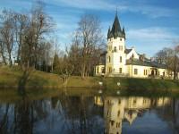 Zesp� palacowo-parkowy w Olszanicy