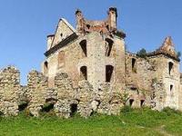 Ruiny klasztoru Karmelit�w Bosych w Zag�rzu