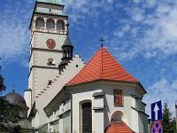 Kościół p.w.  Narodzenia Najświętszej Marii Panny