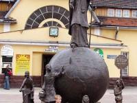 Pomnik Świętego Mikołaja