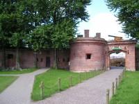 Fortyfikacje twierdzy Kołobrzeg