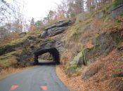 Skalny Tunel