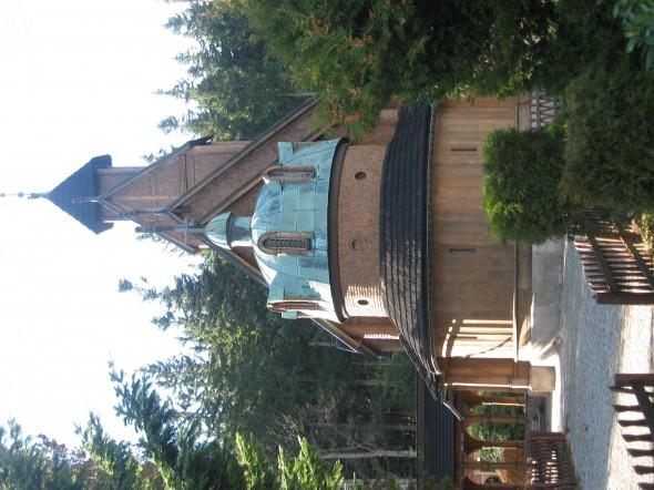 Norweska Świątynia Wang w Karpaczu