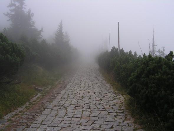 Droga na Śnieżkę