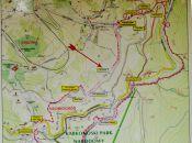Szlak Waloński mapa