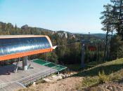 Górna stacja wyciąg Biały Jar