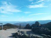 Górny taras Widokowy na Wysokim Kamieniu