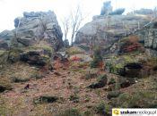 Starościńskie Skały w Rudawach Janowickich