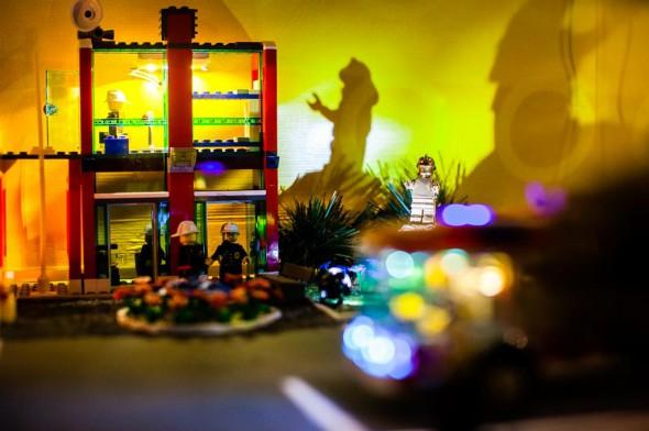 Prywatne Muzeum Techniki i Budowli z Klocków Lego
