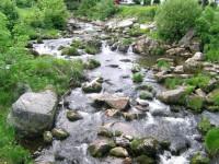 Przełom rzeki Kamienna