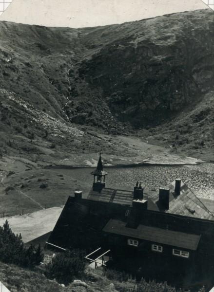 Schronisko Samotnia 1939 r.