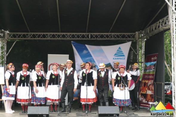 Zespół folklorystyczny Karkonosze