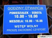 Baszta Zamkowa - godziny otwarcia