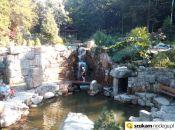 Ogród Japoński  w Przesiece