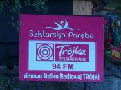 Skwer Radiowej Trójki - tablica
