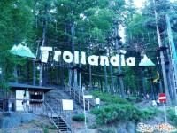 Park linowy Trollandia