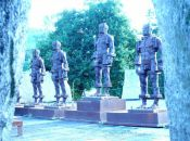 rzeźby Zbigniewa Frączkiewicza