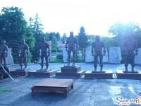 Ludzie z żelaza - rzeźby Zbigniewa Frączkiewicza